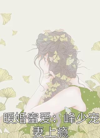 暖婚蜜爱:峰少宠妻上瘾小说